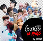 SEVENTEEN Pack PNG // COUPLES
