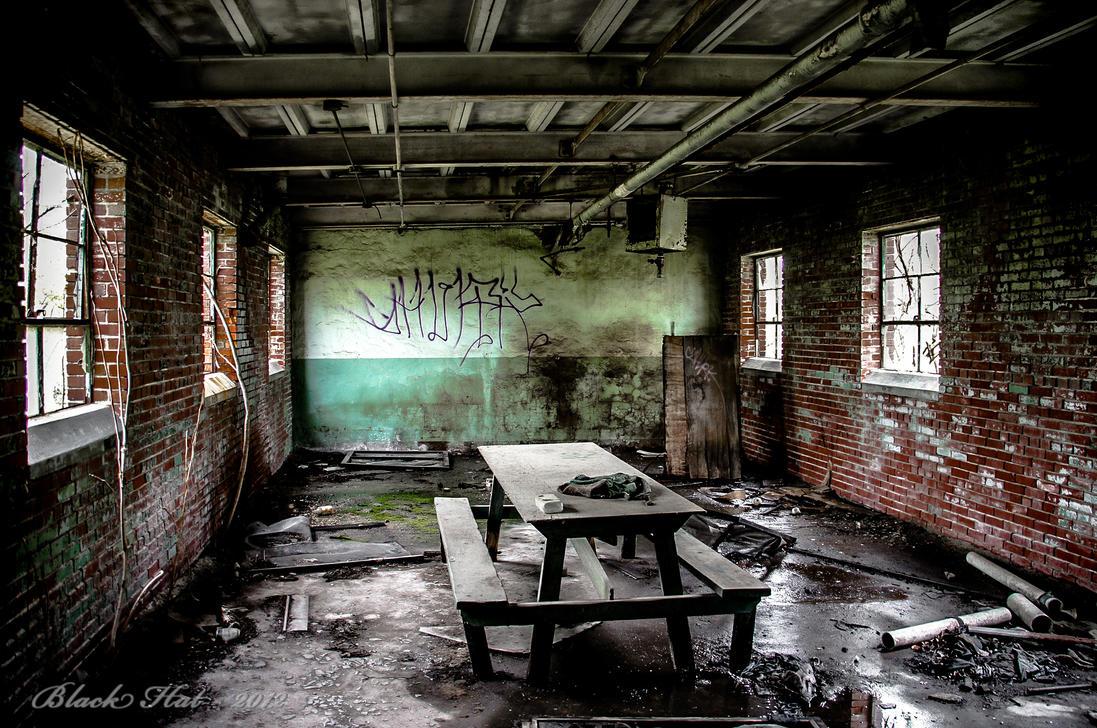 The Break Room by BlackHatGraphics