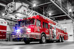 Hook and Ladder 5429 by BlackHatGraphics