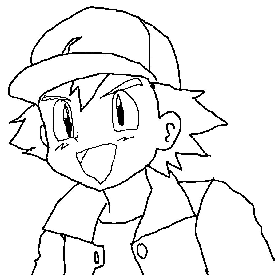 Ash Ketchum - Pokemon By AlexGraham On DeviantArt