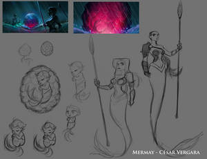 Mermay color concept 5