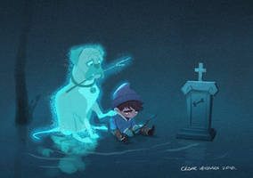 Ghost by cesarvs