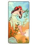 Alphonse Mucha Summer Cover