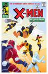Xmen #1 - cover