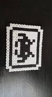 Space invader perler