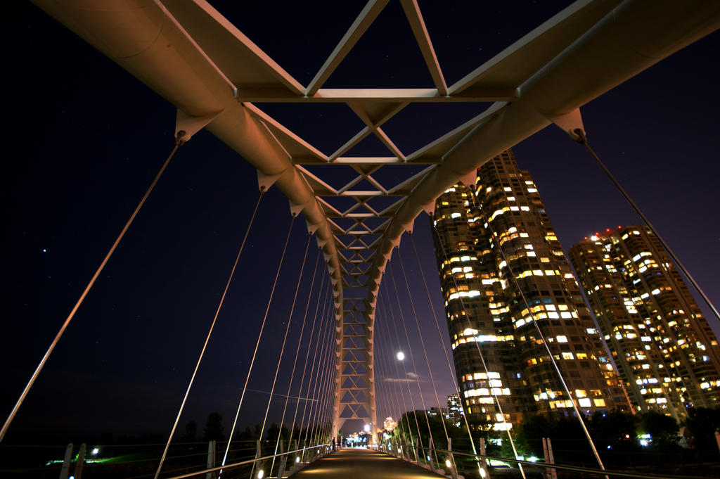 Bridge Architecture by pdechavez