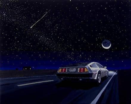 DeLorean 4 - Night Drive