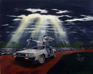 DeLorean 11 - After the Rain