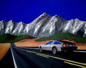 DeLorean 12 - Front Range