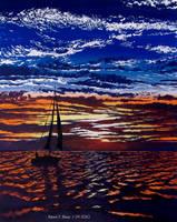 Sailing by DeloreanREB