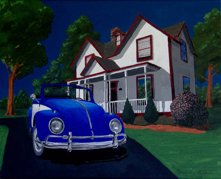 Summer Breeze - VW Bug