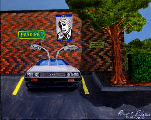 DeLorean- JDZ Club