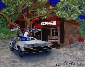 DeLorean 2S1 Luckenbach