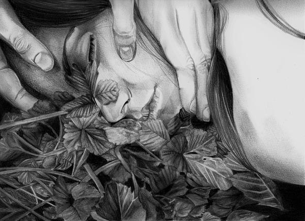 Ophelia by sharpiemaster