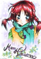 Merry X-Mas X33 by Fishdoll
