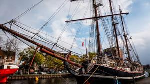 Sailing ship II