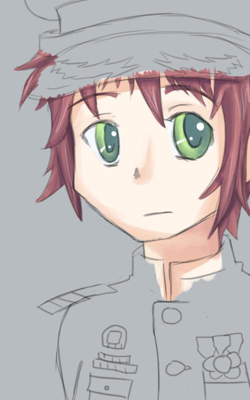 I'm a sailor by Rin-Tezuka