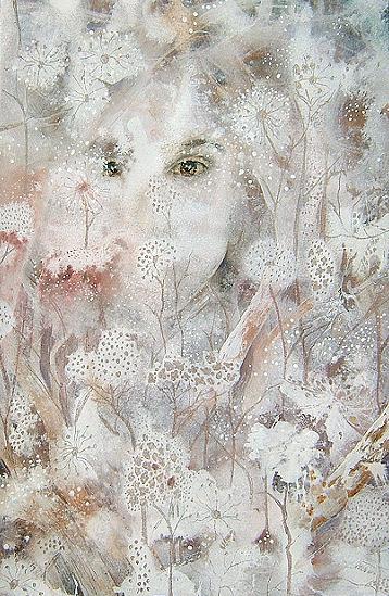 Dandelion Fae by Kaelycea