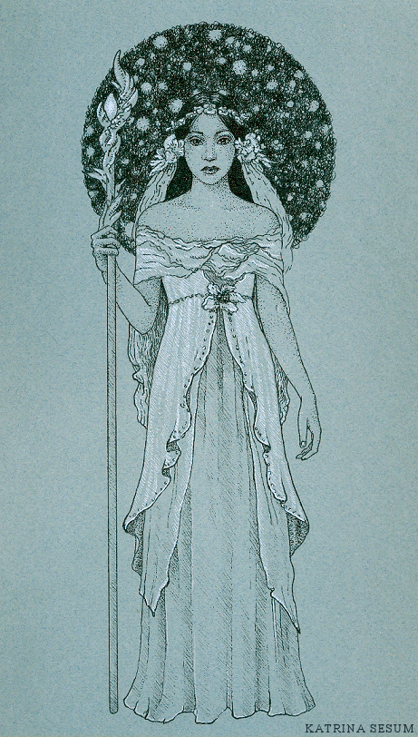 Yelena by Kaelycea