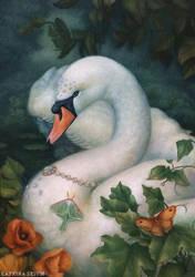 Luna Swan by Kaelycea