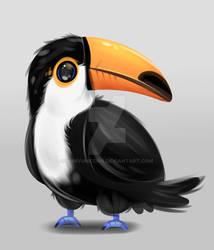 Toucan Practical drawing