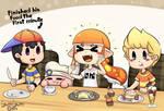 Let's eat something