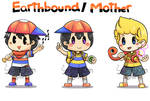 Earthbound chicks
