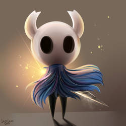 Hollow knight by YumYumCorn