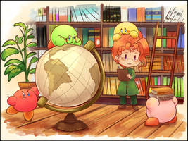 Learning with kirby