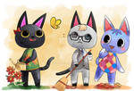 Cats (Animal Crossing)