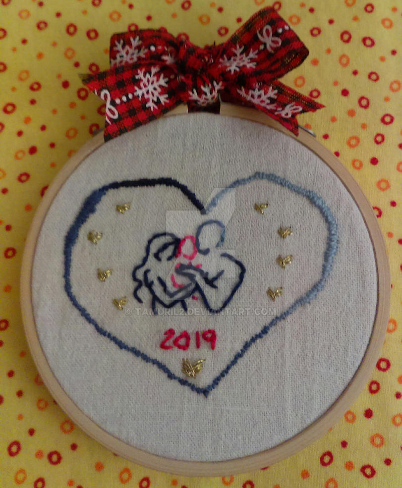 Baby Ornament by Tamuril2
