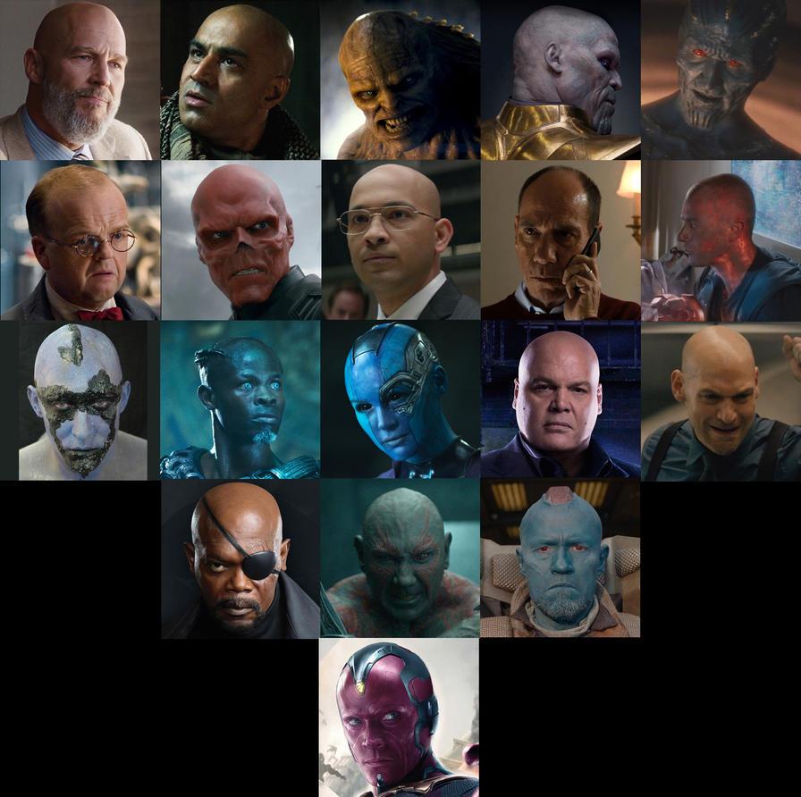 Bald to the Bone by DashMcCool
