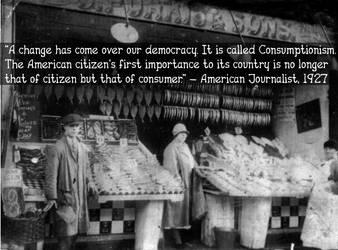 Consumptionism