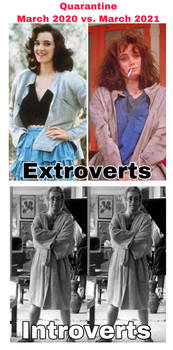 Extroverts/Introverts