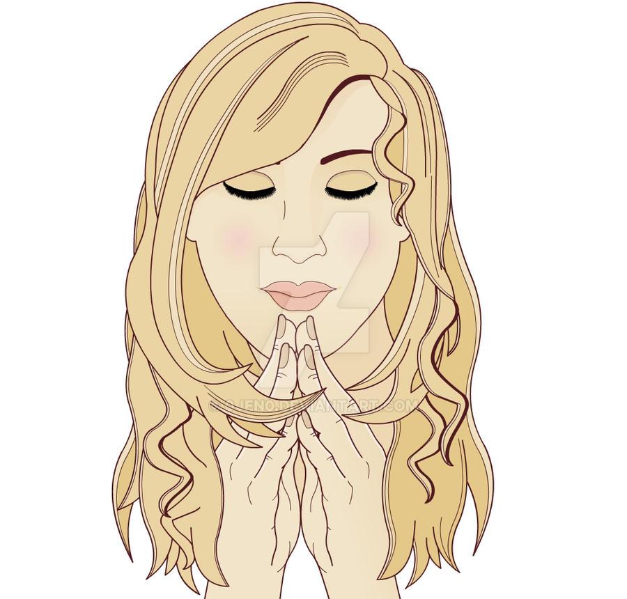 Prayer by 0jen0