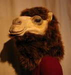 a camel mask