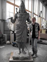 Shiva by lizthompson