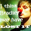 Bradley's lost it color by WolfAngelDeath