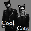 Cool Cats by WolfAngelDeath