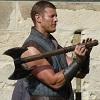 I've got an axe by WolfAngelDeath