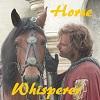 Horse Whisperer by WolfAngelDeath