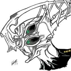Nyx Prime - Headshot