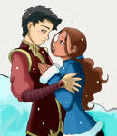 Zutara In Your arms..