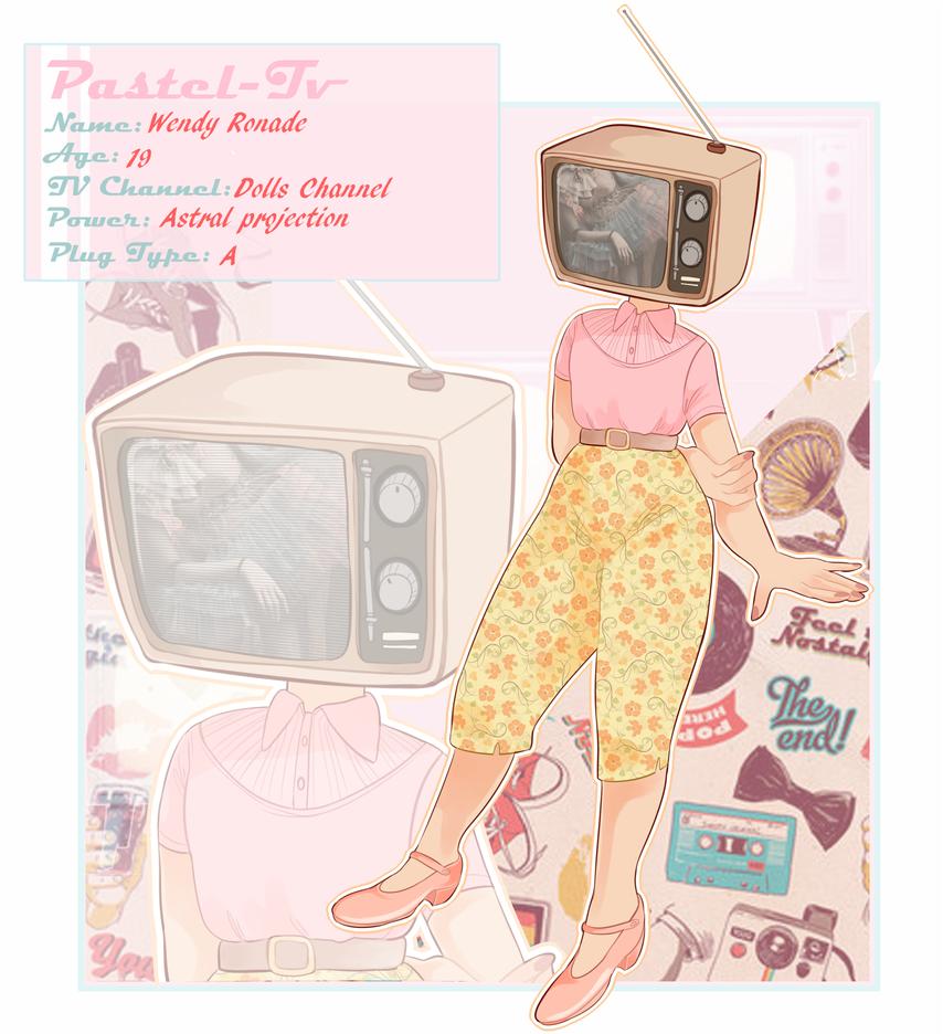Pastel Tv - Wendy by ChiiTsun