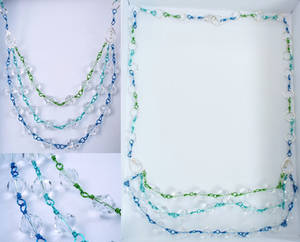 Necklace: Blues Chain