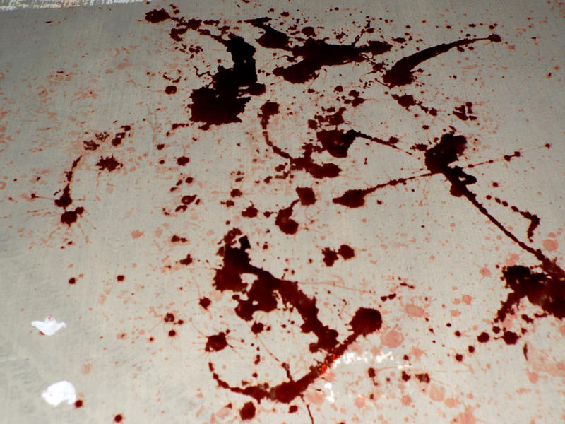 Stock: Blood Spatter 3 by LissaMonster