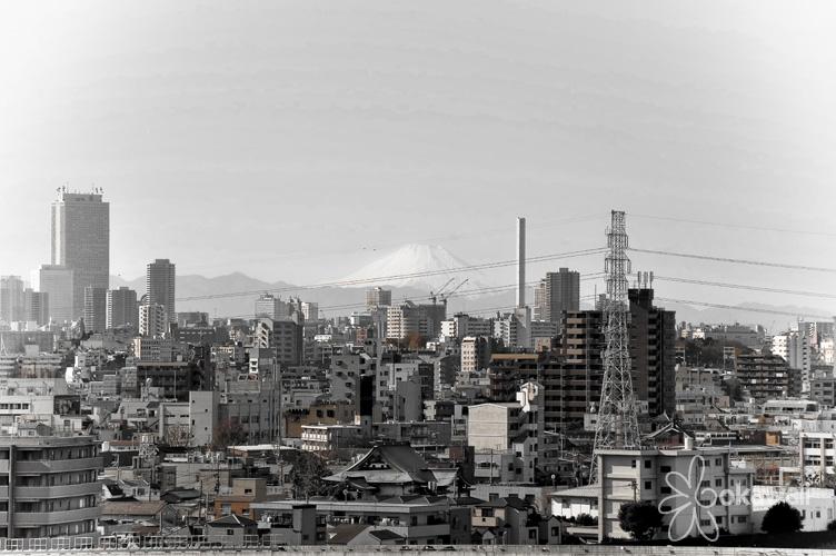 Mont Fuji by Sokaii