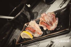 Real Sushi in Osaka