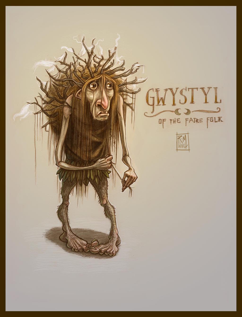 Gwystyl by RM-WINCH