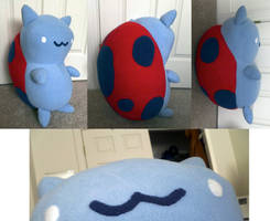 Catbug plush by gurliebot